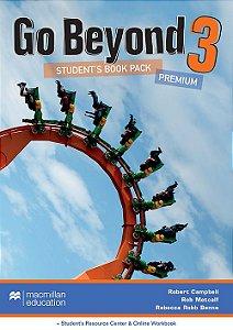 Go Beyond Student's Book W/Webcode & Owb Premium-3