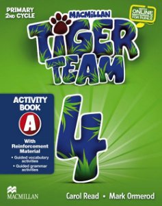 Tiger Team 4A - Activity Book