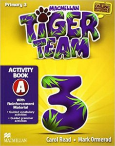 Tiger Team 3A - Activity Book