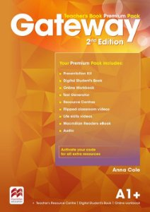 Gateway 2nd Edition A1+ Teacher's Book Premium Pack