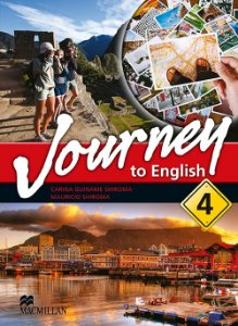 Journey To English Student's Pack-4