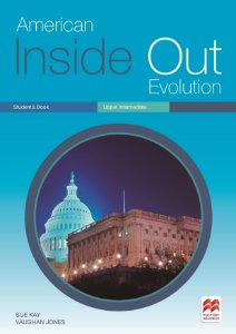 American Inside Out Evolution - Student's Book - Upper Intermediate