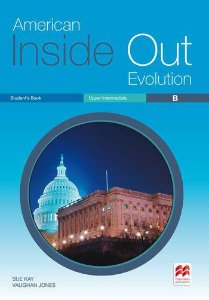 American Inside Out Evolution - Upper Intermediate - Student's Book - B
