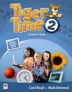 Tiger Time 2 - Student's Book With eBook Pack