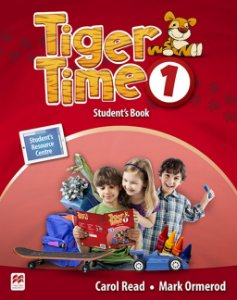 Tiger Time 1 - Student's Book With eBook Pack
