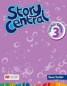 Story Central 3 - Teacher Edition With eBook Pack