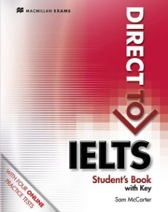 Direct To IELTS Student's Book With Key And Webcode