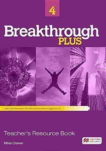 Breakthrough Plus Tb W/ Test Generator E Digibook Code-4