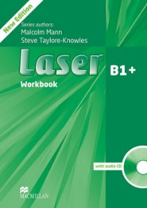 Laser 3Rd Edition Workbook With Audio CD-B1+ (No/Key)