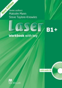 Laser 3Rd Edition Workbook With Audio CD-B1+ (W/Key)