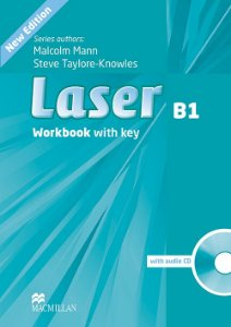 Laser 3Rd Edition Workbook With Audio CD-B1 (W/Key)