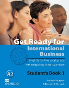 Get Ready For International Business Student's Book-1 (TOEIC)