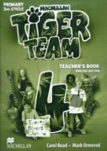 Tiger Team 4 - Teacher's Book