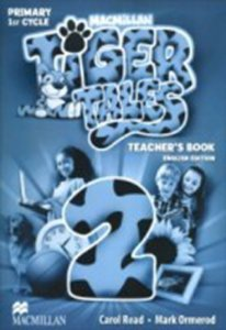 Tiger Tales 2 - Teacher's Book