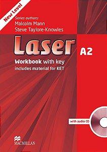 Laser Workbook With Audio CD-A2 (W/Key)