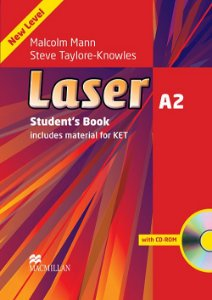 Laser Student's Book With CD-Rom-A2