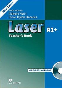 Laser Teacher's Book With Test CD-A1+