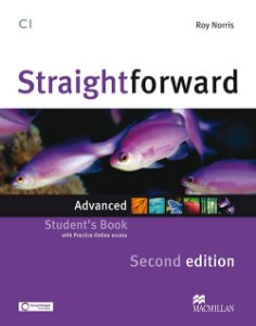 Straightforward 2nd Edition Student's Book W/Webcode-Advanced