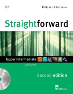 Straightforward 2nd Edition Workbook W/Audio CD-Upper-Intermediate (No/Key)