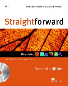 Straightforward 2nd Edition Workbook W/Audio CD-Beginner (W/Key)