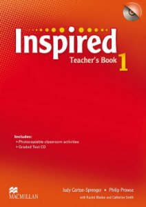 Inspired Teacher's Book With Test CD-1
