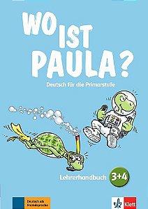 Wo Ist Paula? - Lhb Zu Band 3 + 4
