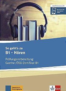 So Geht'S Noch Besser Zu - Hören, Buch-B1