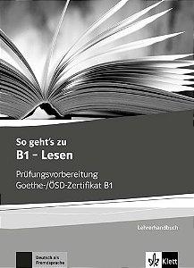 So Geht'S Noch Besser Zu.Lesen Lh-B1