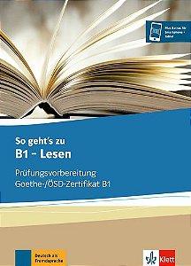 So Geht'S Noch Besser Zu - Lesen-B1