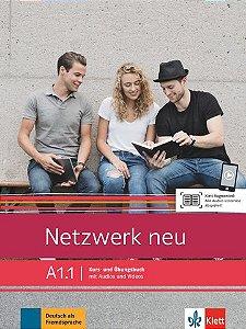Netzwerk Neu, Kurs- Und Übungsbuch - A1.1