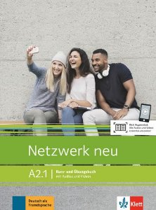 Netzwerk Neu, Kurs- Und Übungsbuch - A2.1
