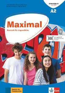 Maximal, Arbeitsbuch Mit Lms - A2