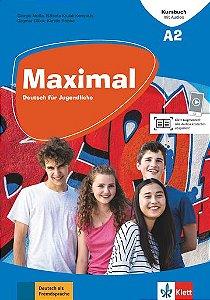 Maximal, Kursbuch - A2