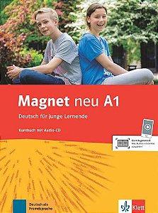 Magnet Neu, Kursbuch + CD - A1