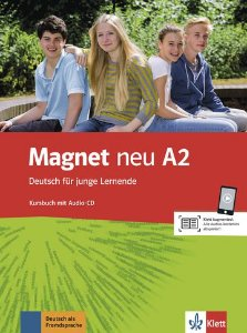 Magnet Neu, Kursbuch + CD - A2