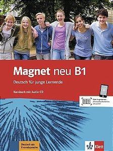 Magnet Neu, Kursbuch + CD - B1