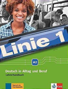 Linie 1, Lehrerhandbuch A2