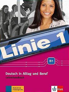 Linie 1, Lehrerhandbuch B1