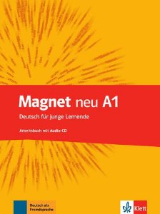 Magnet Neu, Arbeitsbuch + CD - A1