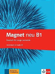 Magnet Neu, Arbeitsbuch + CD - B1