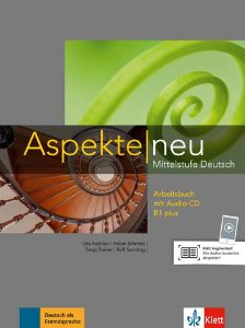 Aspekte Neu Arbeitsbuch + CD - B1