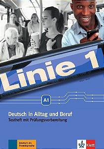 Linie 1, Testheft - A1
