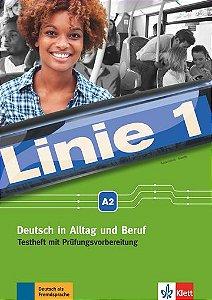 Linie 1, Testheft - A2
