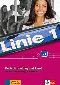 Linie 1, Testheft - B1