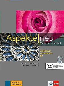 Aspekte Neu Arbeitsbuch + CD - B2