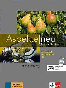 Aspekte Neu Arbeitsbuch Mit + CD - C1