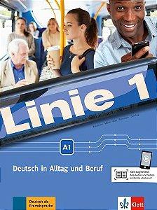 Linie 1, Kurs-/Übungsbuch Mit MP3 - A1