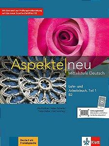 Aspekte Neu Lehr-Und Arbeitsbuch, Teil 1 - B2