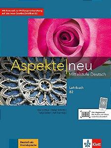 Aspekte Neu Lehrbuch + DVD - B2