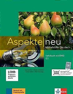 Aspekte Neu LehrbuchMit DVD - C1
